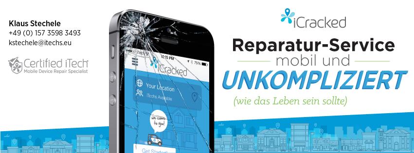 iCracked Reparatur-Service